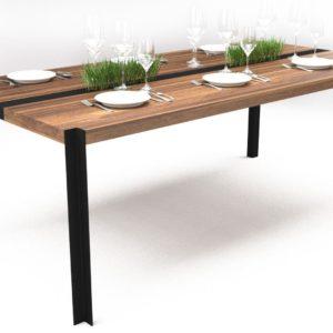 Kruidentuintje aan tafel