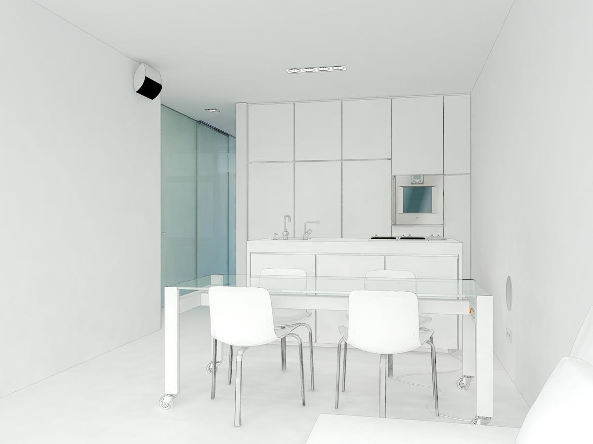 Studio amsterdam interieurontwerp in opdracht stijlapart - Meubels studio keuken ...