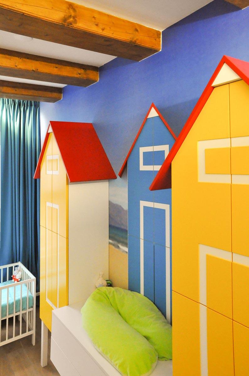 Kinderkamer 'beach life'   stijlapart