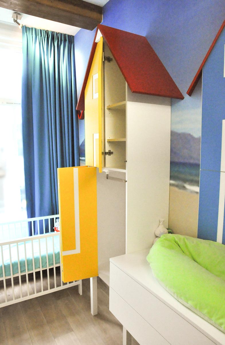 Kinderkamer 'beach life' - STIJLAPART