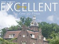 Artikel in woonmagazine Excellent, zomer 2007