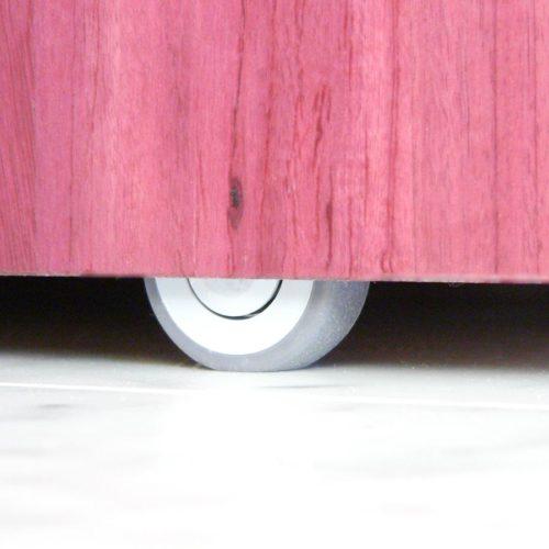 Audiomeubel op maat gemaakt door ontwerper Edwin de Kuiper