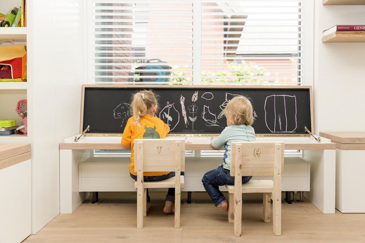 Woonkamer kinderspeelhoek 39 have fun 39 stijlapart - Van de kamer kind ...